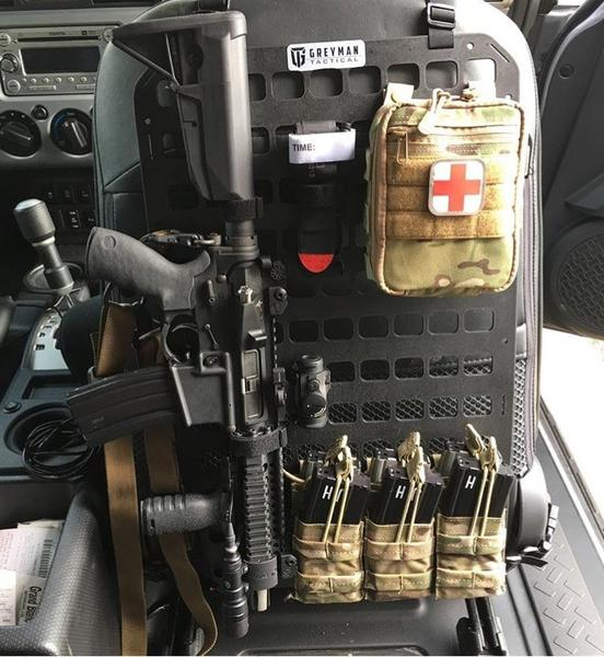 How to Use an AR15 Vehicle Mount