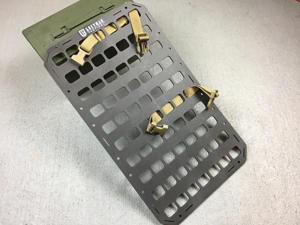 Rigid Insert Panel MOLLE