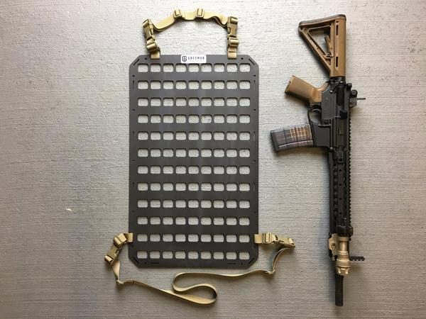 Top mounting strap 24 inches ar 15