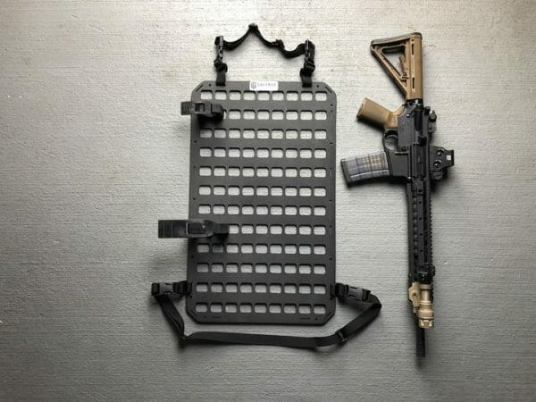 Ar 15 vehicle mount, Tactical Panel