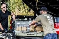 tactical panel for molle pelican case