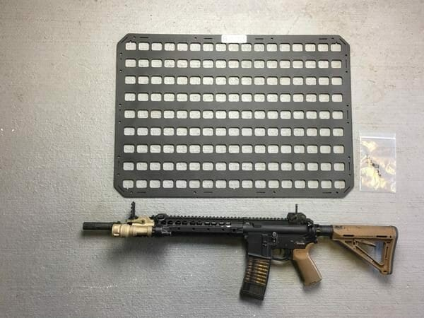 pelican rifle mounting molle