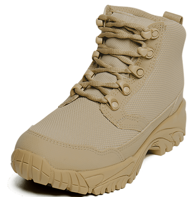 "Work Boots tan 6"" outer toe Altai gear"