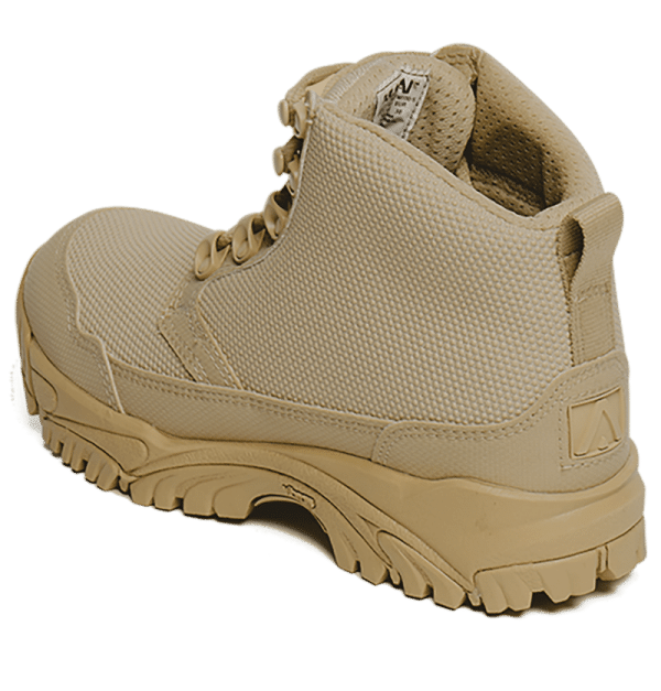 "Work Boots tan 6"" outer hill Altai gear"
