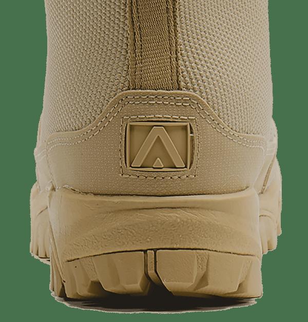 Combat Boot back heel altai gear