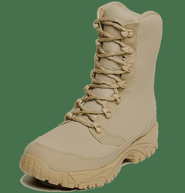 Tan Combat Boot Right boot Altai gear