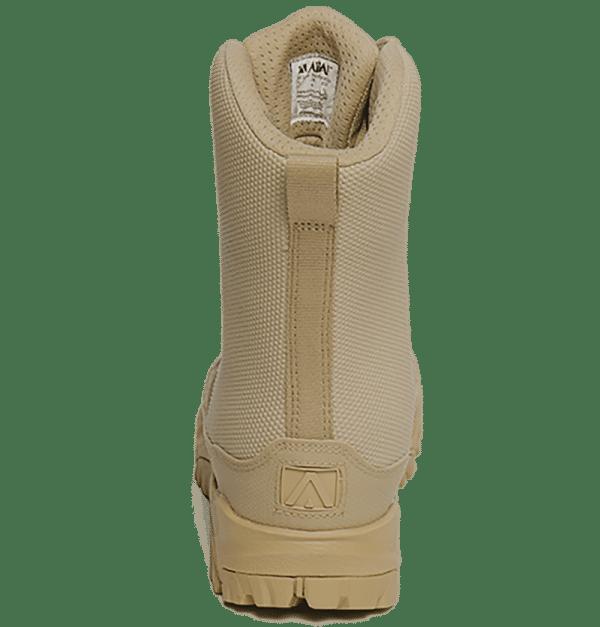 Tan Combat Boot Back View Altai gear
