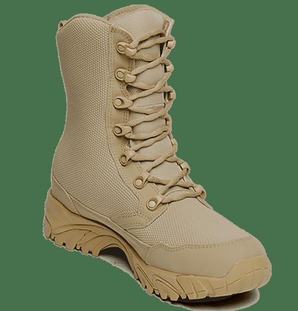 Tan Combat Boot Inner toe Altai gear