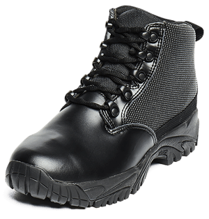 Uniform Boots Black leather inner toe Altai gear