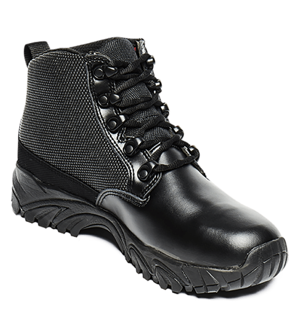 Uniform Boots Black leather outer toe Altai gear