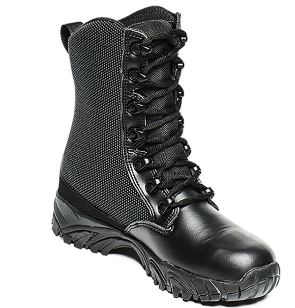 Leather Tactical Boots outer toe Altai gear
