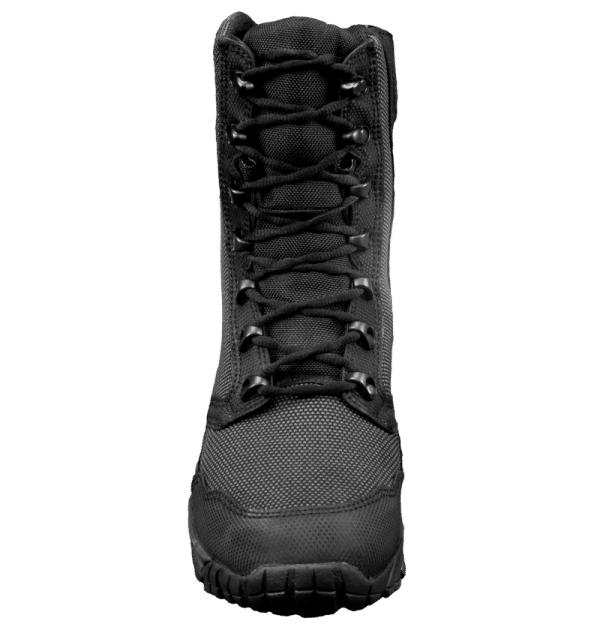 "Zip up tactical boots 8"" black toe altai Gear"
