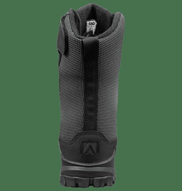 """Zip up tactical boots 8"""" black heel altai Gear"""
