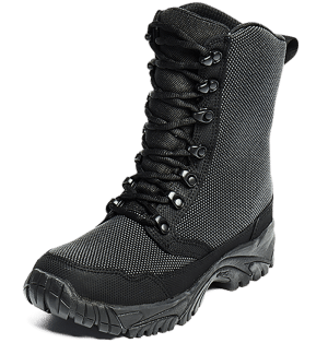 Tactical Boots outer toe view Altai gear