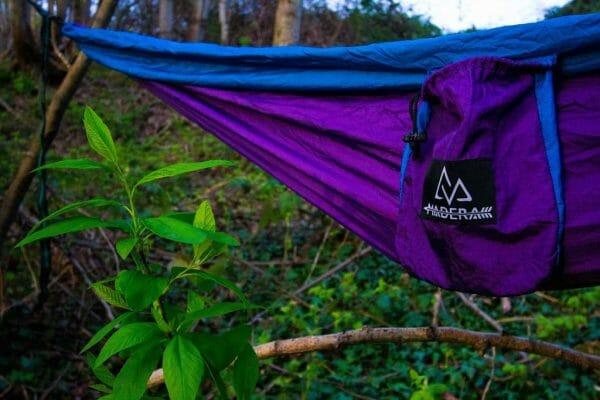 Jasmine Madera Hammocks Purple Side with pocket