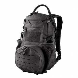Ambush backpack black