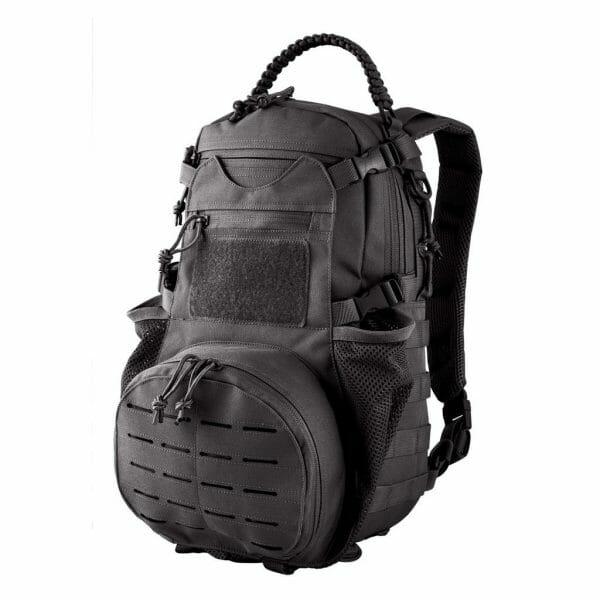 Ambush backpack black