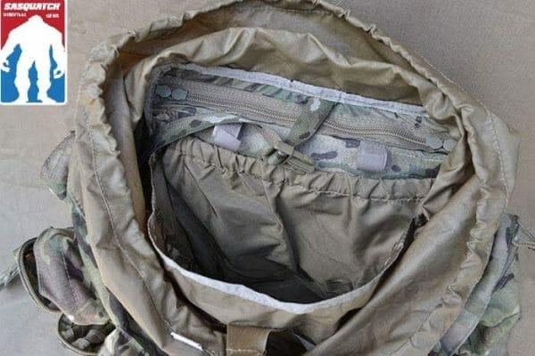 Long Range ruck Sack Weight storage