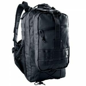 Summit Backpack Black