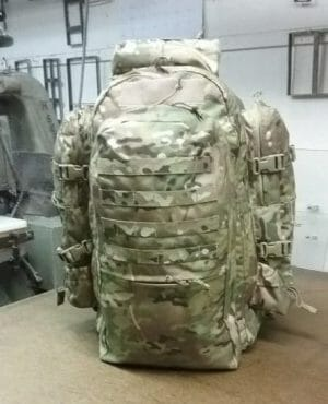 72 Hour back pack , Assault bag