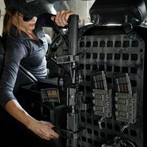 Vehicle Molle Panels