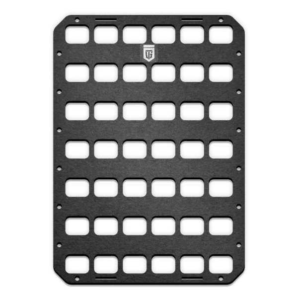 10 X 14 RMP Molle panel for backpack insert