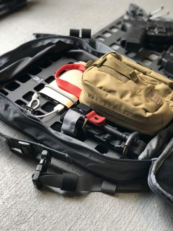 10 X 14 RMP Molle panel for backpack insert every day carry