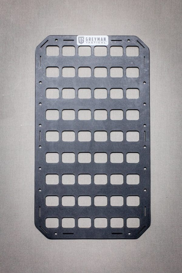 10.75 X 19 RMP molle panel insert (3)