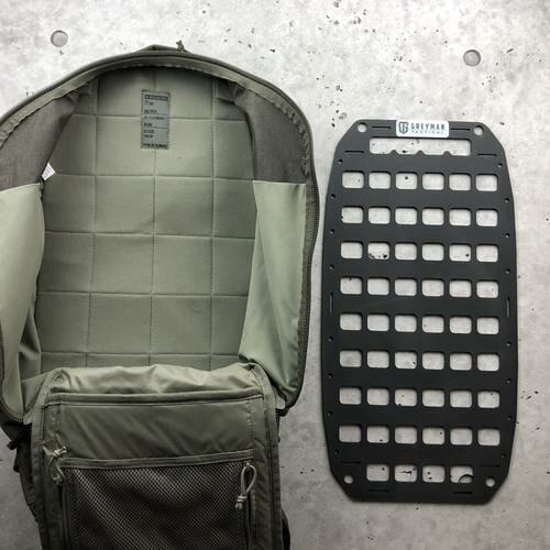 Molle Backpack Insert 10.75 x21 rmp backpack molle panel