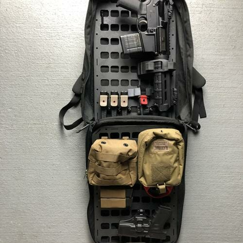12.25 X 21 RMP™ Backpack Insert with gear