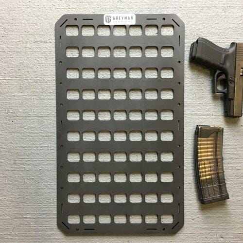 12.25 X 21 RMP™ Backpack Insert with pistol