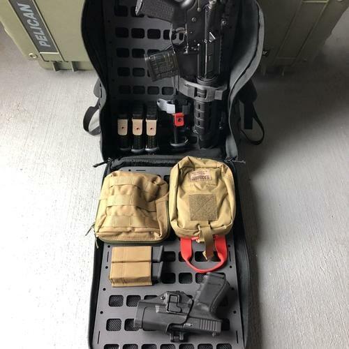 12.25 X 21 RMP™ Backpack Insert