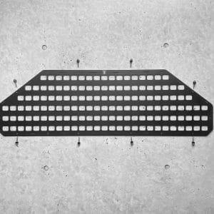 42.25 X 13 RMP – TRUNK LID molle panel mounting screws