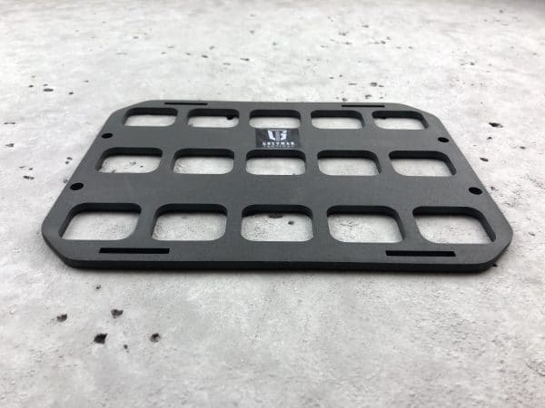 8 X 6 RMP just the molle panel for doors and center consoles front