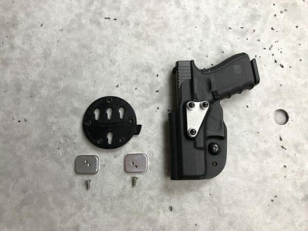 Gcode Rti Holster Mounting kit for molle panel pistol