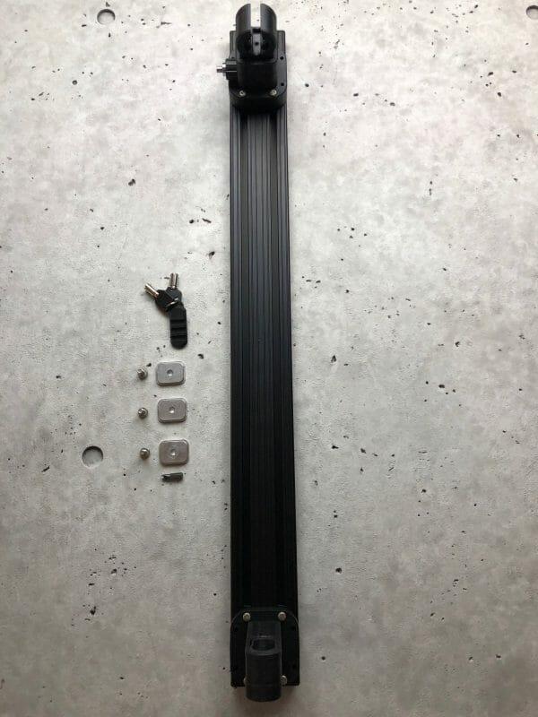 Locking Rifle Rack Kit - Raptor Rail Buffer Tube mount