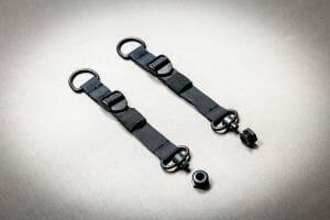 Push Button D-Ring RMP Straps [Headrest Post] 2