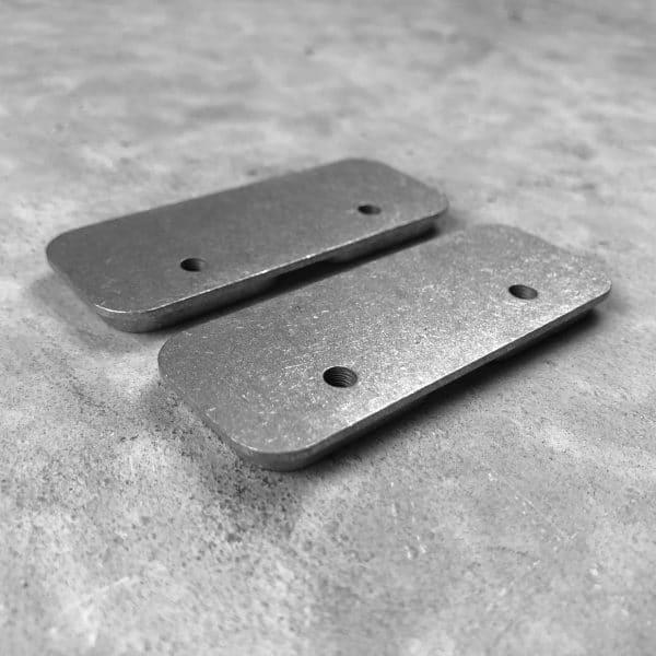 RMP Backer Plate [Locking Rifle Mount - Raptor Buffer Tube or Picatinny] Pair (2)