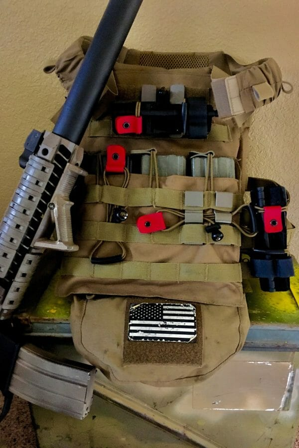 STRAP TQ Carrier with kit