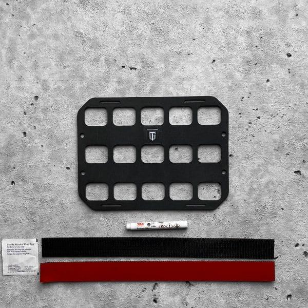 8 X 6 RMP™ - CONSOLE + DOOR + DASH molle panel