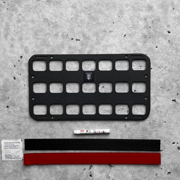 11 X 6 RMP™ - CONSOLE + DOOR + DASH molle panel
