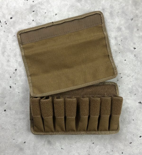 tuff molle pouch for double pistol mags coyote Brown