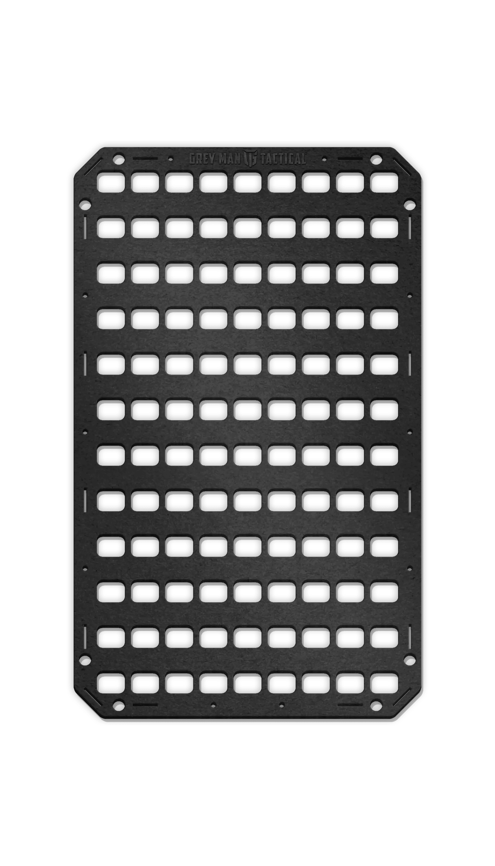 molle panel for vehicles